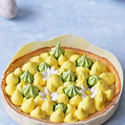 Mazurek limonkowy