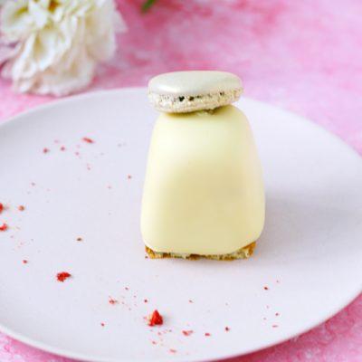 Pascha w białej czekoladzie