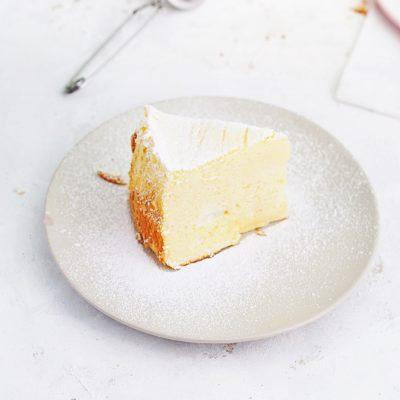 Sernik z mleka skondensowanego