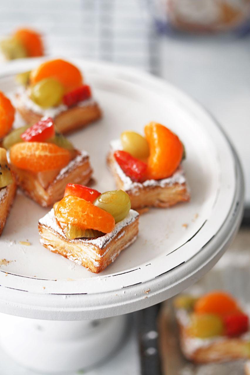 Tartaletki owocowe